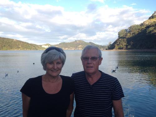 Linley and David Quinlan