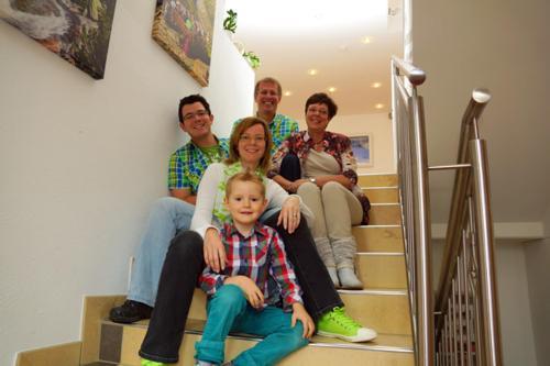 Ihre Gastgeber Familie Egger &  Turozzi