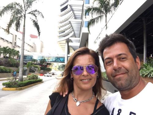 Andres y Carolina