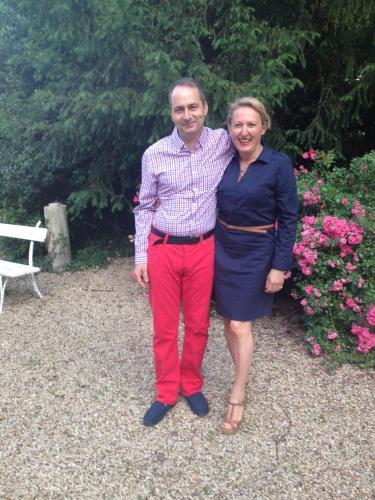 Philippe et Helene Beaulieu