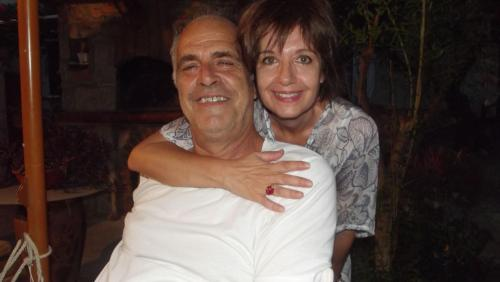 Yiannis and Esther