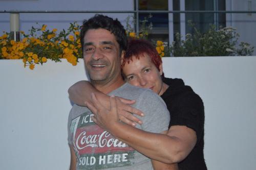 Luísa and Sérgio